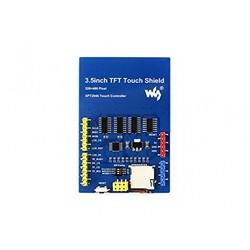 Arduino 3.5'' Dokunmatik LCD Shield - Thumbnail