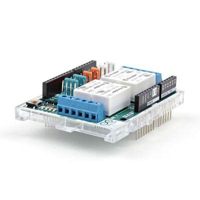 Arduino 4'lü Röle Shield (Orijinal)