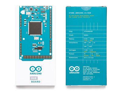 Arduino Due (Orijinal)