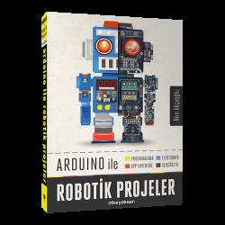 Dikeyeksen - Arduino ile Robotik Projeler Kitabı