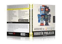 Arduino ile Robotik Projeler Kitabı - Thumbnail