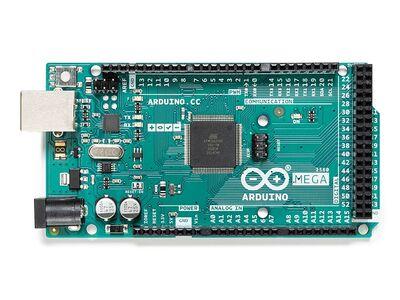 Arduino Mega 2560 Rev3 (Orijinal)