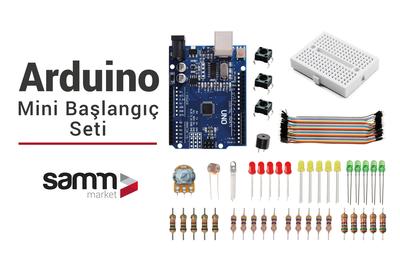 Arduino Mini Başlangıç Seti