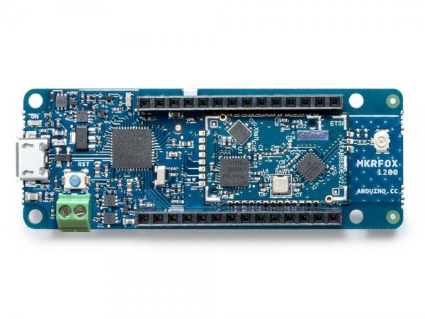 Arduino MKR FOX 1200 Antensiz (Orijinal) - Thumbnail