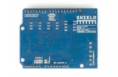 Arduino Motor Shield Rev3 (Orijinal)