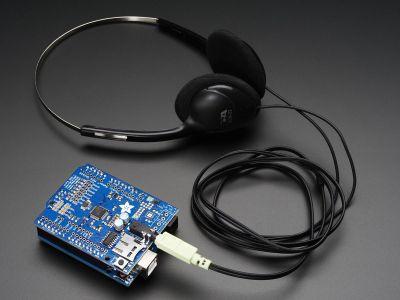 Arduino MP3 Shield (MP3/Ogg/WAV)