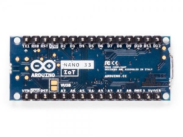 Arduino Nano 33 IoT (Headers) (Original) - Thumbnail