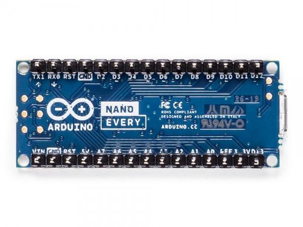 Arduino Nano Every (Headers) (Original) - Thumbnail