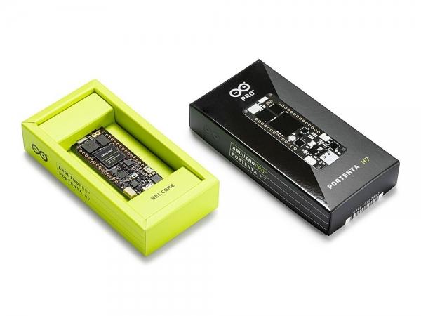 Arduino Portenta H7 (Orijinal) - Thumbnail