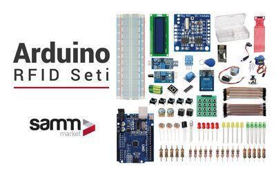 Arduino RFID Seti