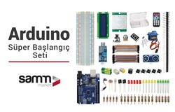 Arduino Süper Başlangıç Seti - Thumbnail