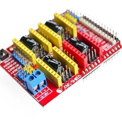 Arduino Uno Cnc Shield ( A4988 Uyumlu )
