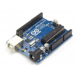 Arduino Uno R3 DIP (Usb Kablo Dahil) - Thumbnail
