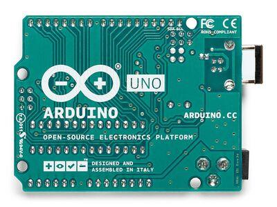 Arduino Uno R3 (Orijinal)