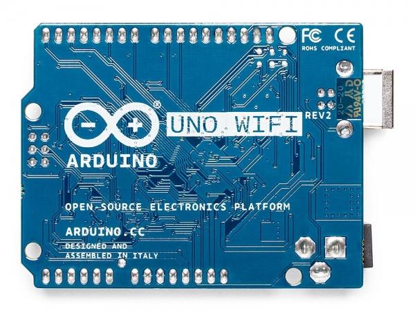 Arduino UNO Wifi REV2 (Original) - Thumbnail