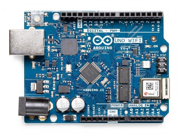 Arduino UNO Wifi REV2 (Orijinal) - Thumbnail