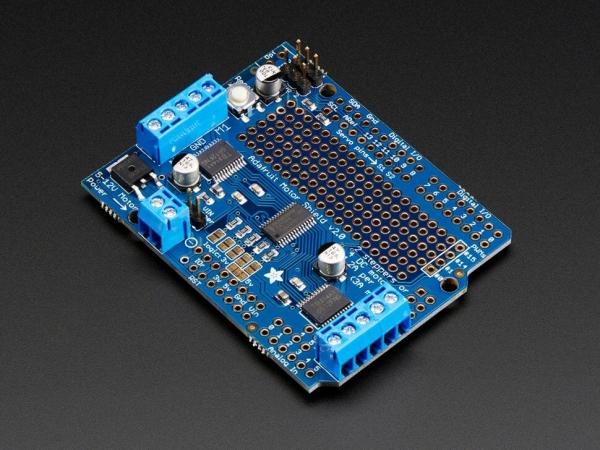 Adafruit - Arduino v2 Kiti için Adafruit Motor/Step/Servo Shield - v2.3
