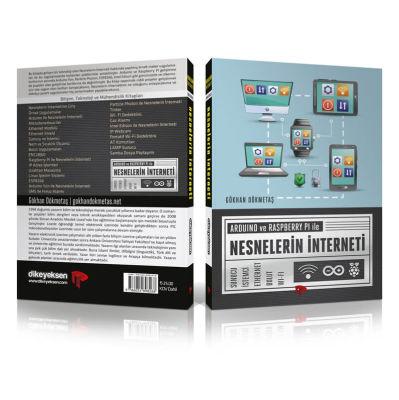 Arduino ve Raspberry Pi ile Nesnelerin İnterneti Kitabı