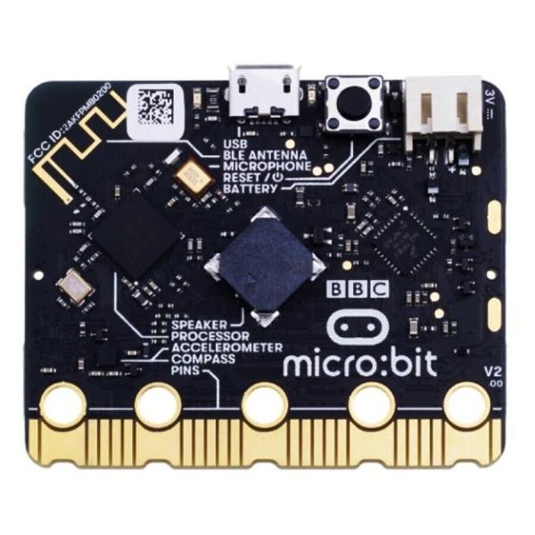 BBC Micro:Bit GO V2 - Thumbnail