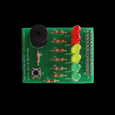 BerryClip - LED ve Buzzer Yönetimi
