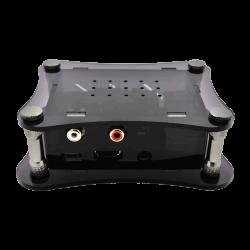 Allo - Black Acrylic Case - Raspberry Pi + BOSS DAC