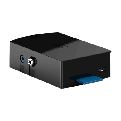 Raspberry Pi Black Box