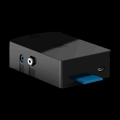 Raspberry Pi Black Case