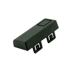 ModMyPi - غطاء أسود لمدخل USB و HDMI لعلبة حماية راسبيري باي
