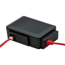 Black HDMI and USB Cover - Thumbnail