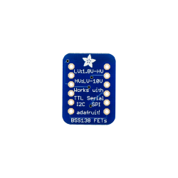 BSS138 4 Kanallı I2C Logic Seviye Dönüştürücü - Thumbnail