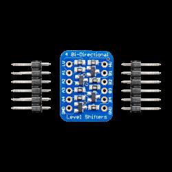 Adafruit - BSS138 4 Kanallı I2C Logic Seviye Dönüştürücü