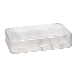 Çin - Clear Organizer Box 8 inch