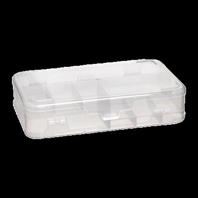 Clear Organizer Box 8 inch