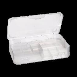 Clear Organizer Box 8 inch - Thumbnail