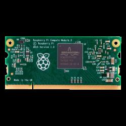 Raspberry Pi - Raspberry Pi Compute Module 3 Lite- CM3L