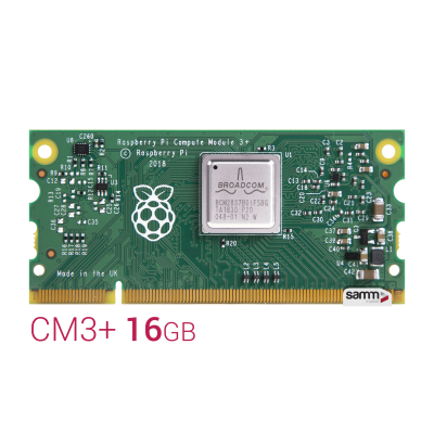 Raspberry Pi Compute Module 3 Plus 16GB