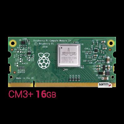 Raspberry Pi Compute Modül 3 - CM3+/16 GB