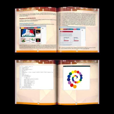 Çocuklar İçin Raspberry Pi ve Python ile Programlama Kitabı