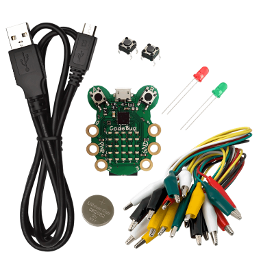 Codebug Experimental Kit