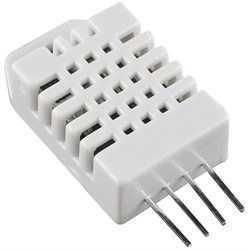 SAMM - Dht22 Sıcaklık ve Nem Sensörü