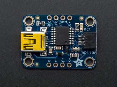 Dirençli Dokunmatik Ekran - USB Fare Denetleyicisi - AR1100
