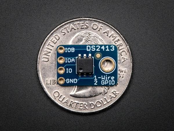 Adafruit - DS2413 1-Wire İki GPIO Denetleyici Breakout