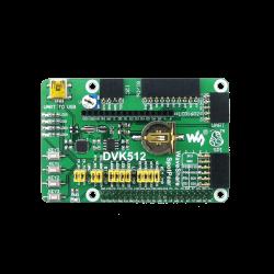Waveshare - لوحة توسعة إلكترونية DVK512 لراسبيري باي
