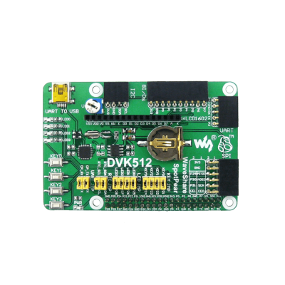 DVK512 Raspberry Pi Expansion Board
