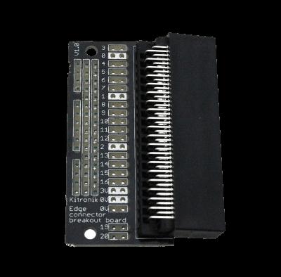 micro:bit Edge Connector Breakout Board | Bare