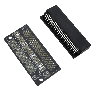 micro:bit Edge Connector Breakout Board | Bare