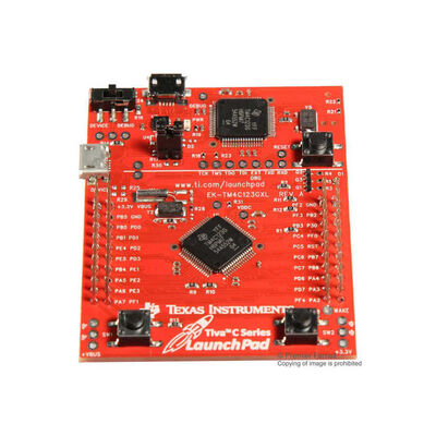 EK-TM4C123GXL LaunchPad Evaluation Board ARM Cortex-M4F Tiva C Serisi