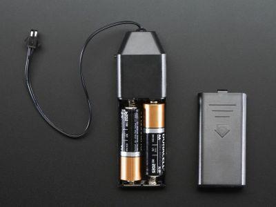 EL Wire 2xAA Pocket Inverter