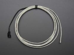 El Wire Şerit Led (2.5 metre)-Aqua - Thumbnail