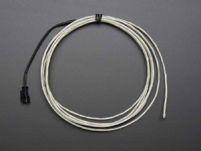 El Wire Şerit Led Aqua 2,5 m